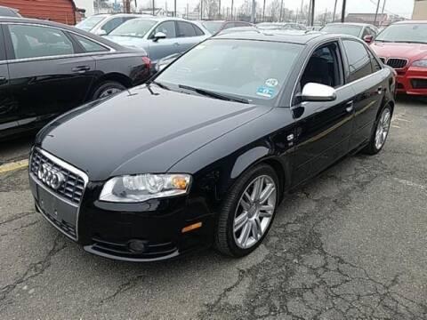 2007 Audi S4 for sale at Cj king of car loans/JJ's Best Auto Sales in Troy MI