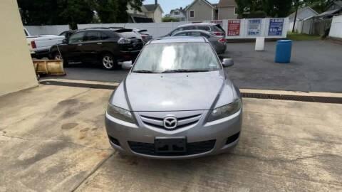 2007 Mazda MAZDA6 for sale at Cj king of car loans/JJ's Best Auto Sales in Troy MI