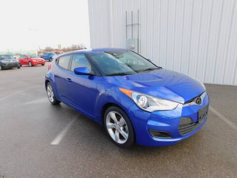 2014 Hyundai Veloster for sale at Cj king of car loans/JJ's Best Auto Sales in Troy MI