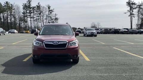 2016 Subaru Forester for sale at Cj king of car loans/JJ's Best Auto Sales in Troy MI