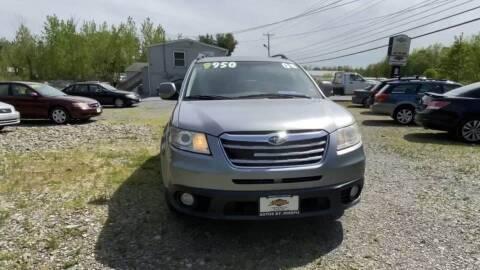 2008 Subaru Tribeca for sale at Cj king of car loans/JJ's Best Auto Sales in Troy MI