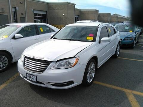 2013 Chrysler 200 for sale at Cj king of car loans/JJ's Best Auto Sales in Troy MI
