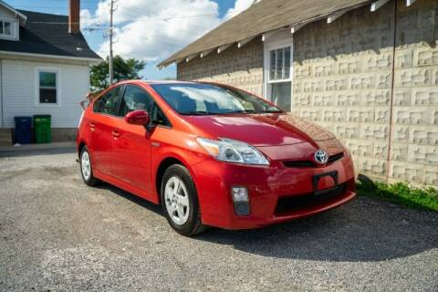 2010 Toyota Prius for sale at Cj king of car loans/JJ's Best Auto Sales in Troy MI
