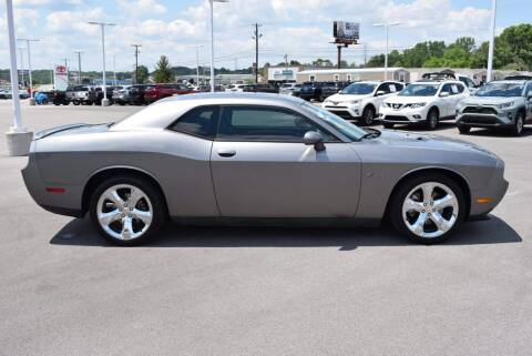 2012 Dodge Challenger for sale at Cj king of car loans/JJ's Best Auto Sales in Troy MI