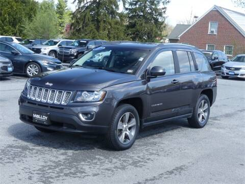 2017 Jeep Compass for sale at Cj king of car loans/JJ's Best Auto Sales in Troy MI