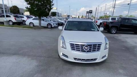 2013 Cadillac XTS for sale at Cj king of car loans/JJ's Best Auto Sales in Troy MI