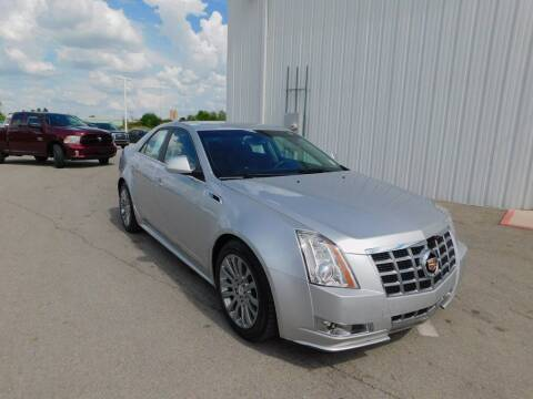 2013 Cadillac CTS for sale at Cj king of car loans/JJ's Best Auto Sales in Troy MI