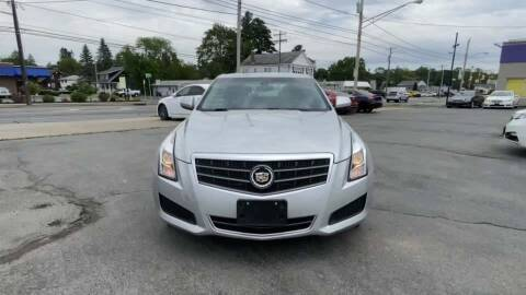 2013 Cadillac ATS for sale at Cj king of car loans/JJ's Best Auto Sales in Troy MI