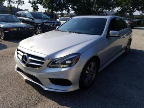 2014 Mercedes-Benz E-Class for sale at Cj king of car loans/JJ's Best Auto Sales in Troy MI
