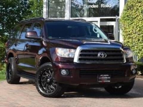 2017 Toyota Sequoia for sale at Cj king of car loans/JJ's Best Auto Sales in Troy MI