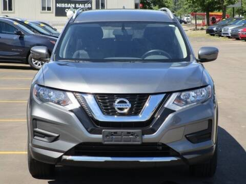 2017 Nissan Rogue for sale at Cj king of car loans/JJ's Best Auto Sales in Troy MI