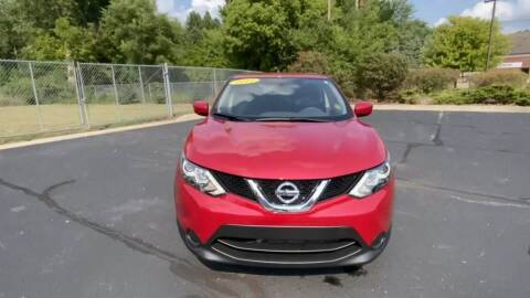 2017 Nissan Rogue Sport for sale at Cj king of car loans/JJ's Best Auto Sales in Troy MI