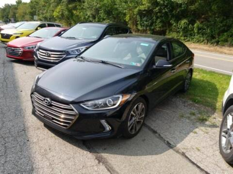 2017 Hyundai Elantra for sale at Cj king of car loans/JJ's Best Auto Sales in Troy MI