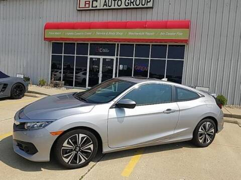 2017 Honda Civic for sale at Cj king of car loans/JJ's Best Auto Sales in Troy MI