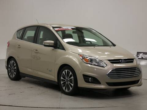 2017 Ford C-MAX Energi for sale at Cj king of car loans/JJ's Best Auto Sales in Troy MI