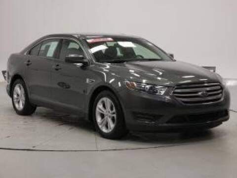 2017 Ford Taurus for sale at Cj king of car loans/JJ's Best Auto Sales in Troy MI