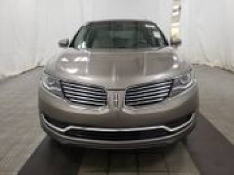 2016 Lincoln MKX for sale at Cj king of car loans/JJ's Best Auto Sales in Troy MI