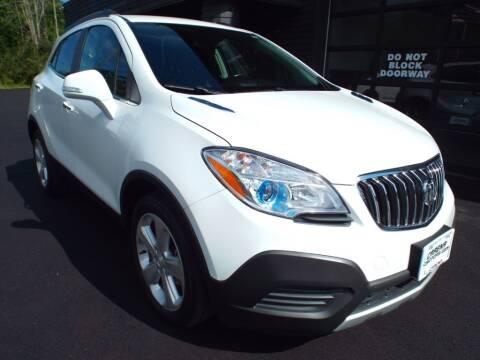 2016 Buick Encore for sale at Cj king of car loans/JJ's Best Auto Sales in Troy MI