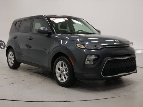 2020 Kia Soul for sale at Cj king of car loans/JJ's Best Auto Sales in Troy MI