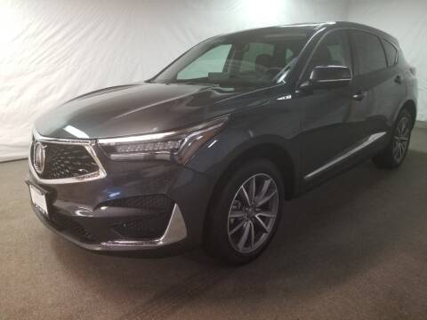2020 Acura RDX for sale at Cj king of car loans/JJ's Best Auto Sales in Troy MI