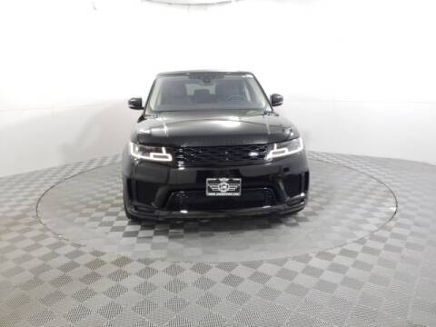 2020 Land Rover Range Rover Sport for sale at Cj king of car loans/JJ's Best Auto Sales in Troy MI