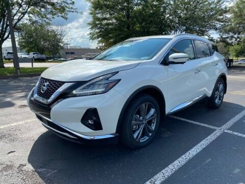 2020 Nissan Murano for sale at Cj king of car loans/JJ's Best Auto Sales in Troy MI