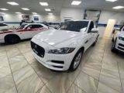2020 Jaguar F-PACE for sale at Cj king of car loans/JJ's Best Auto Sales in Troy MI