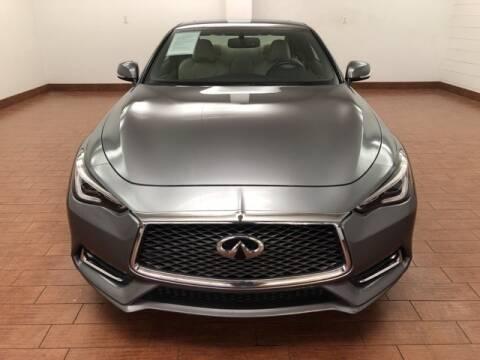 2017 Infiniti Q60 for sale at Cj king of car loans/JJ's Best Auto Sales in Troy MI