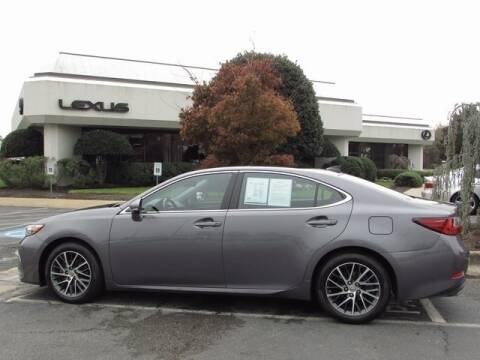 2017 Lexus ES 350 for sale at Cj king of car loans/JJ's Best Auto Sales in Troy MI