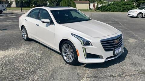 2017 Cadillac CTS for sale at Cj king of car loans/JJ's Best Auto Sales in Troy MI