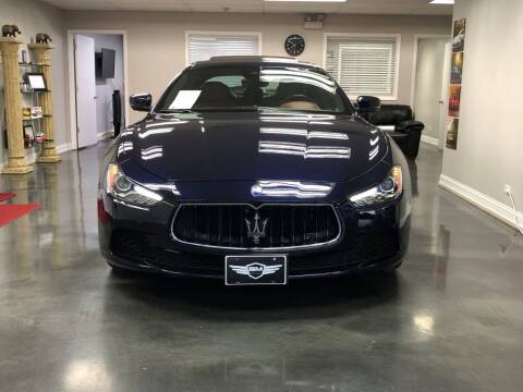 2017 Maserati Ghibli for sale at Cj king of car loans/JJ's Best Auto Sales in Troy MI