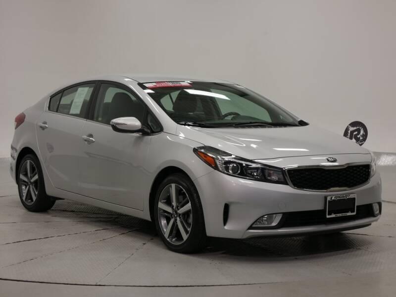 2017 Kia Forte for sale at Cj king of car loans/JJ's Best Auto Sales in Troy MI