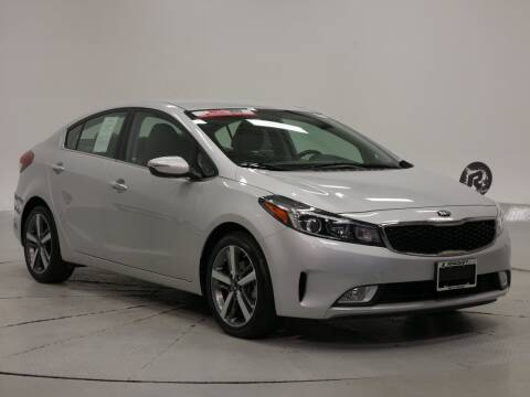 2017 Kia Forte for sale at Cj king of car loans/JJ's Best Auto Sales in Troy MI