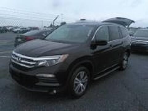 2017 Honda Pilot for sale at Cj king of car loans/JJ's Best Auto Sales in Troy MI
