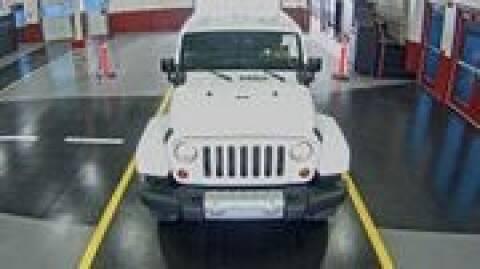 2012 Jeep Wrangler for sale at Cj king of car loans/JJ's Best Auto Sales in Troy MI