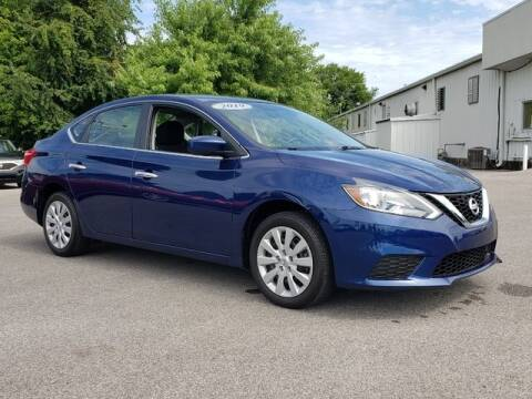 2019 Nissan Sentra for sale at Cj king of car loans/JJ's Best Auto Sales in Troy MI