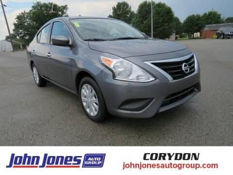 2019 Nissan Versa for sale at Cj king of car loans/JJ's Best Auto Sales in Troy MI