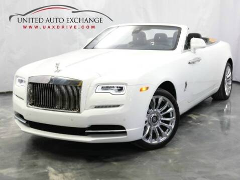 2019 Rolls-Royce Dawn for sale at Cj king of car loans/JJ's Best Auto Sales in Troy MI