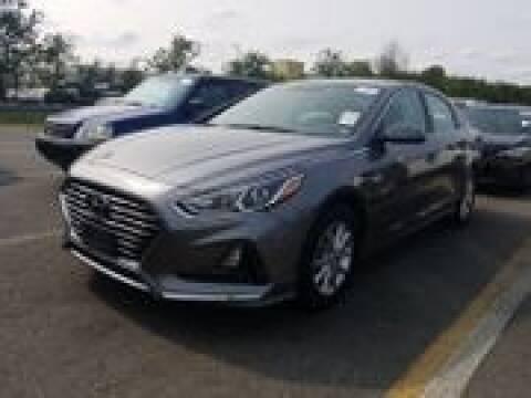 2019 Hyundai Sonata for sale at Cj king of car loans/JJ's Best Auto Sales in Troy MI