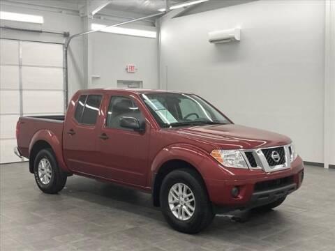 2019 Nissan Frontier for sale at Cj king of car loans/JJ's Best Auto Sales in Troy MI