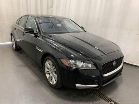 2017 Jaguar XF for sale at Cj king of car loans/JJ's Best Auto Sales in Troy MI
