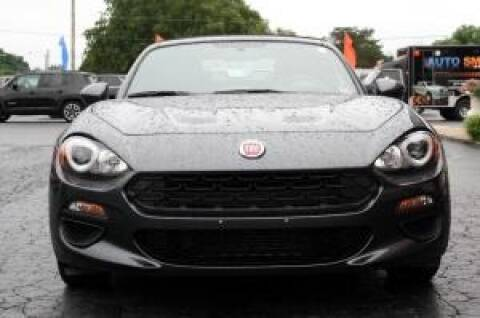 2017 FIAT 124 Spider for sale at Cj king of car loans/JJ's Best Auto Sales in Troy MI