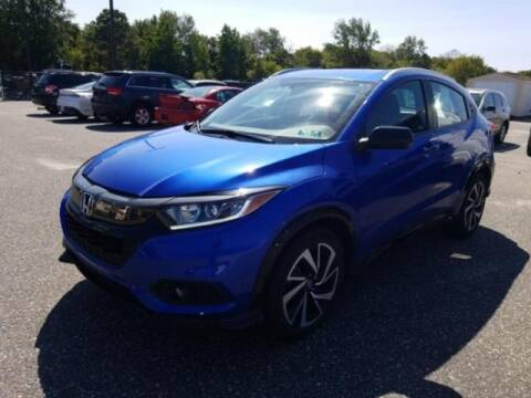2019 Honda HR-V for sale at Cj king of car loans/JJ's Best Auto Sales in Troy MI