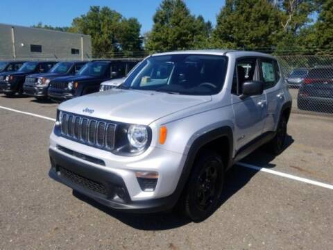 2019 Jeep Renegade for sale at Cj king of car loans/JJ's Best Auto Sales in Troy MI