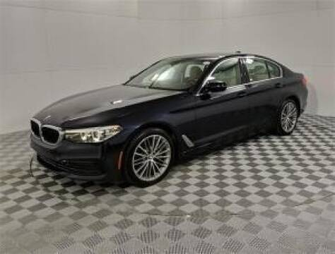 2019 BMW 5 Series for sale at Cj king of car loans/JJ's Best Auto Sales in Troy MI