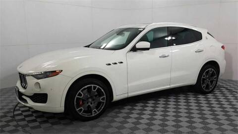 2017 Maserati Levante for sale at Cj king of car loans/JJ's Best Auto Sales in Troy MI