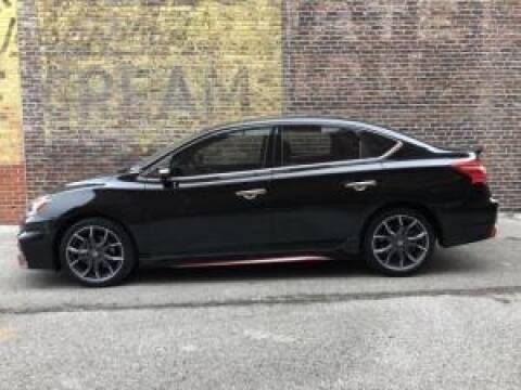 2017 Nissan Sentra for sale at Cj king of car loans/JJ's Best Auto Sales in Troy MI