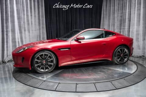 2017 Jaguar F-TYPE for sale at Cj king of car loans/JJ's Best Auto Sales in Troy MI