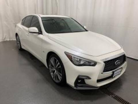 2018 Infiniti Q50 for sale at Cj king of car loans/JJ's Best Auto Sales in Troy MI