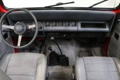 1989 Jeep Wrangler for sale at Cj king of car loans/JJ's Best Auto Sales in Troy MI